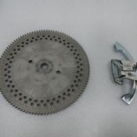 768342 vSet 2 Soybean Crop Kit (includes singulator, extractor, soybean disk)