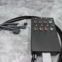Custom built Switch Boxes For Elec. Valves