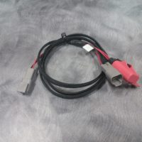 67095 Cable Assy  2 PIN DTM to 2 PIN DT Power Adapt